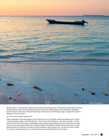 Page 45 of Off the Beaten Path in Indonesia's Spice Island