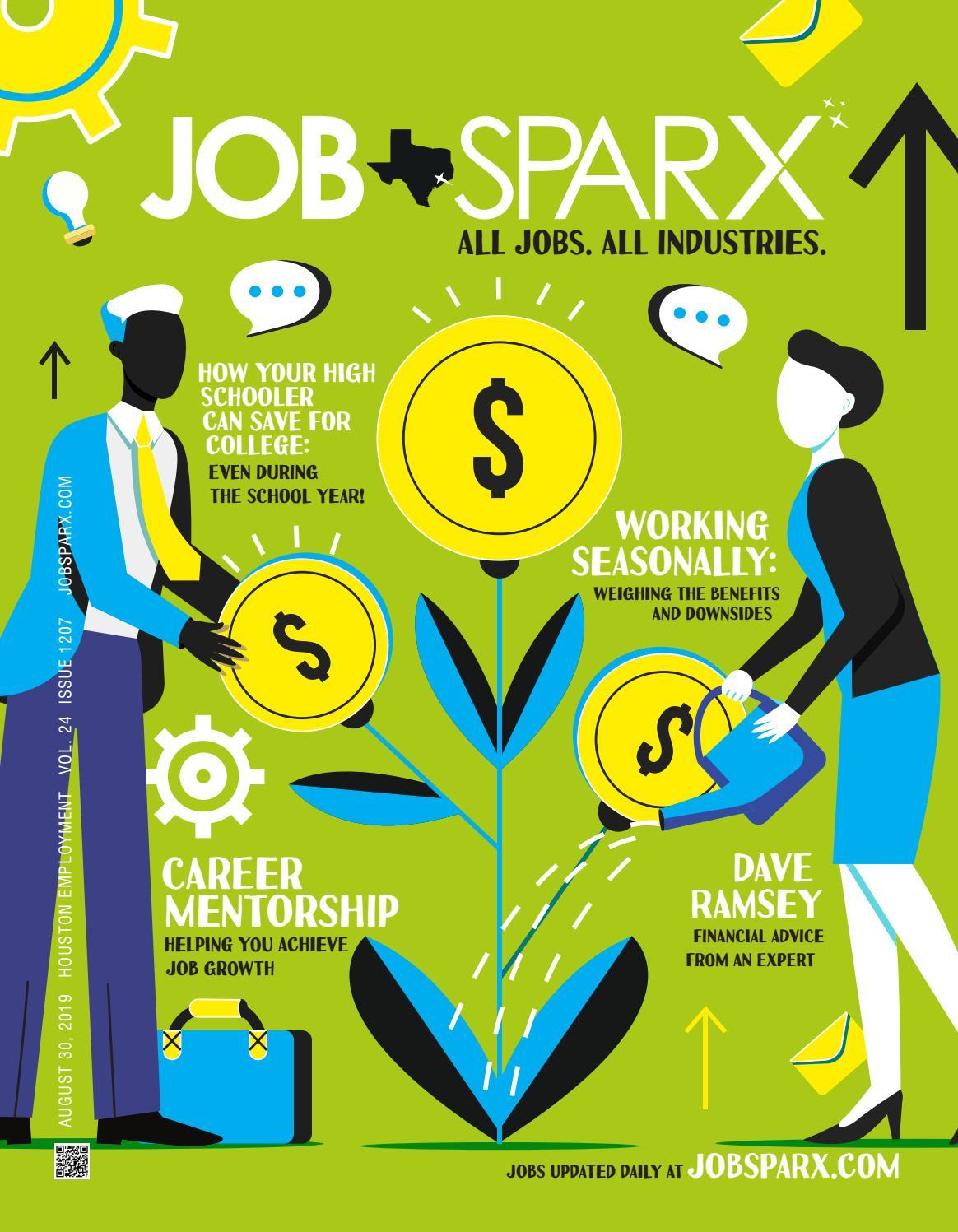 JobSparx Magazine - August 30, 2019 by JobSparx - issuu