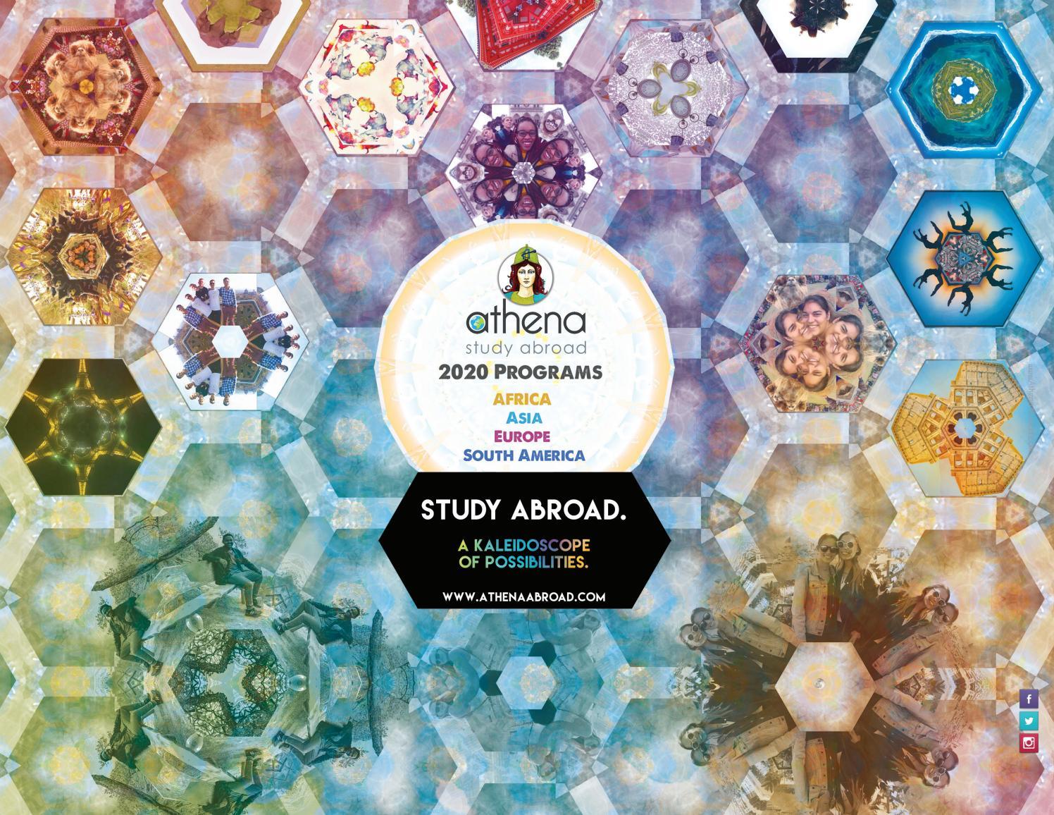 Cleveland Irish Festival 2020.Athena Study Abroad 2019 2020 Catalog By Athena Study Abroad