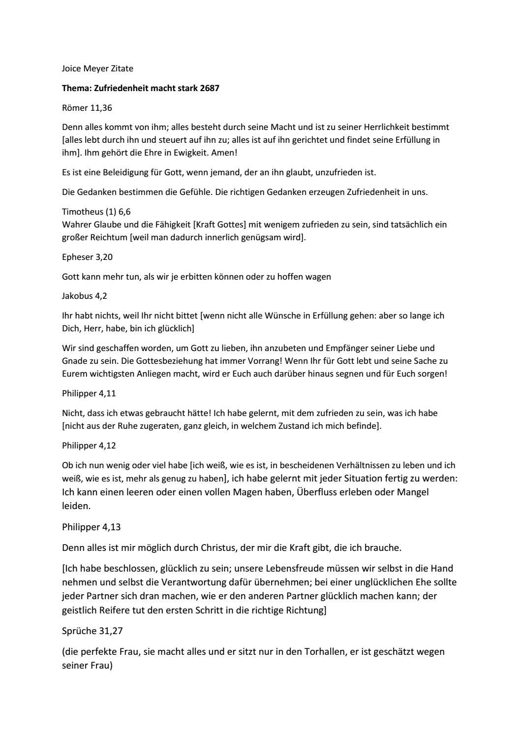 Predigerin Joyce Meyer Glaubenseinstellungen By Kruis Klaus