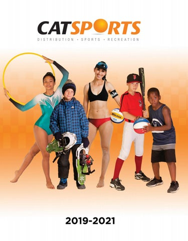 Catsports Catalogue 2019 2021 By Felix Issuu