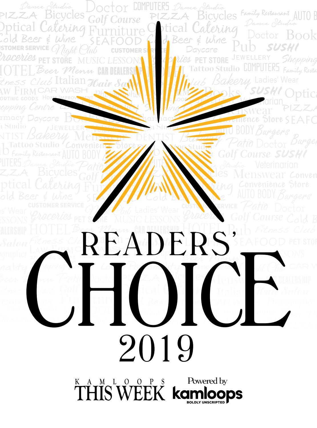 Kamloops 2019 Readers Choice By Kamloopsthisweek Issuu