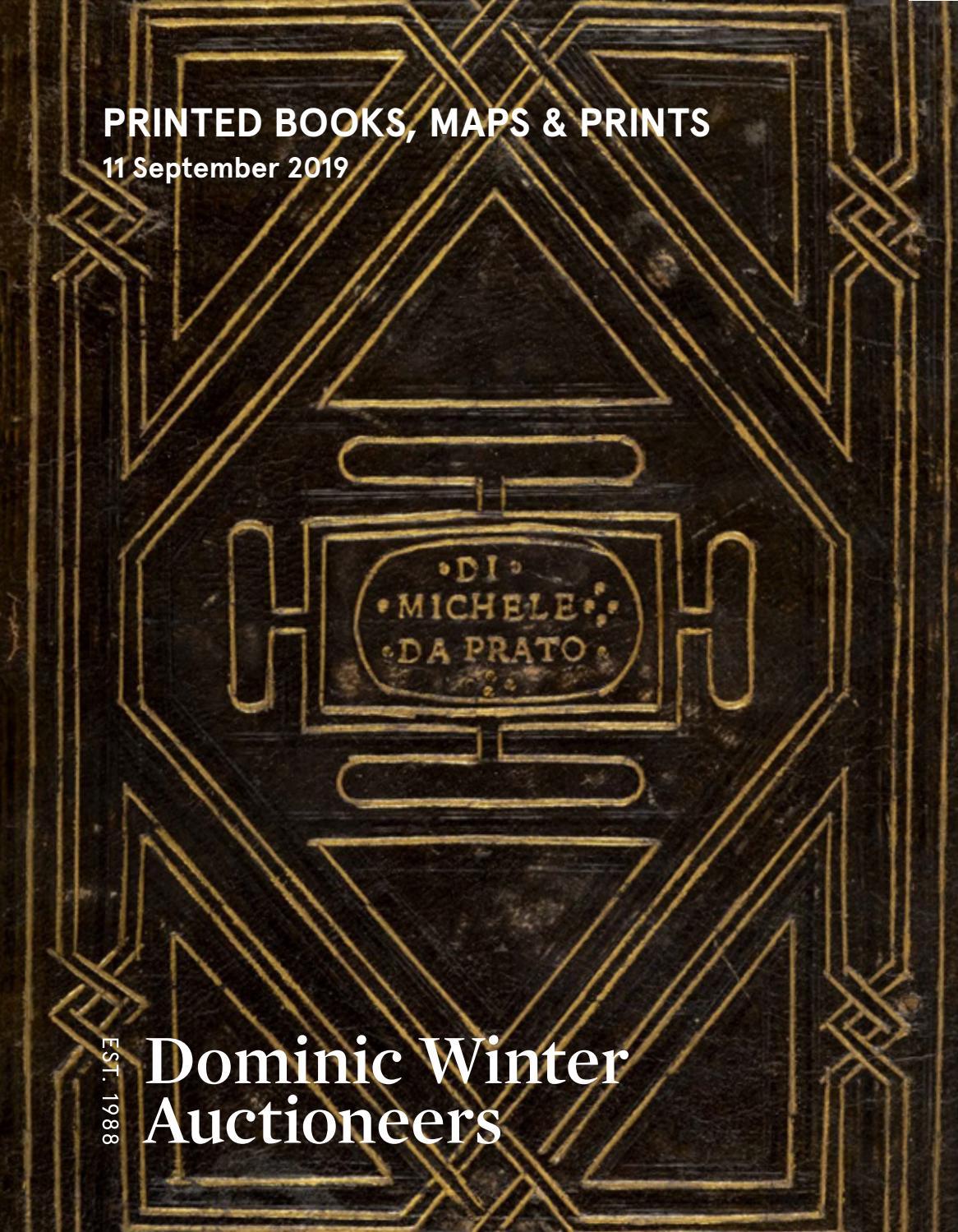 Fiori Bianchi 11 Lettere.Dominic Winter Auctioneers By Jamm Design Ltd Issuu