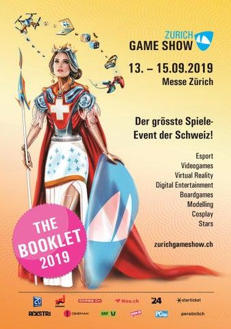 Airheart Atlas Break Fortnite Zurich Game Show 2019 By Zurich Game Show Issuu
