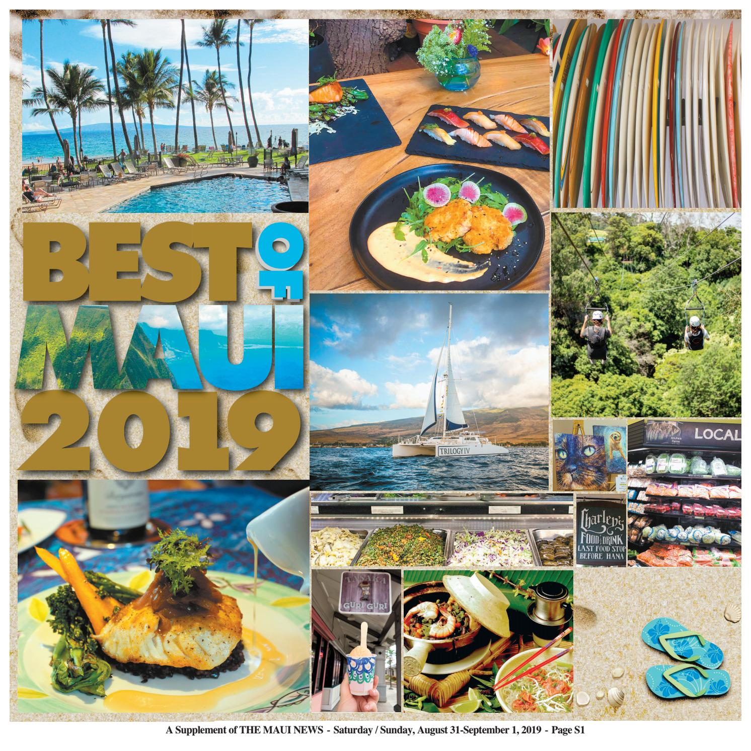 Best Of Maui 2019 By Maui Publishing Company Issuu We see tidbits of it played here and there, but i'm left to wonder: issuu