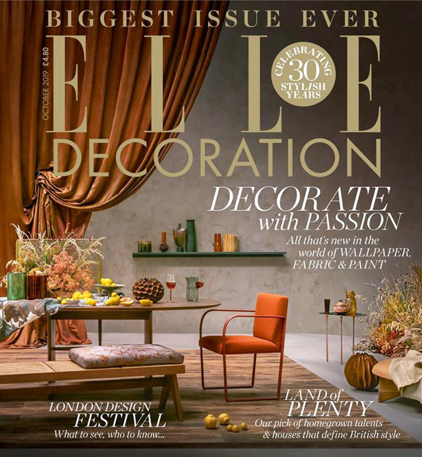 Elle Decorations Magazine By Sudarshanbooks Com Issuu