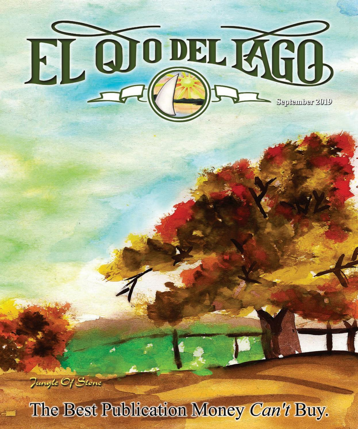 El Ojo del Lago - September 2019 by El Ojo del Lago - issuu