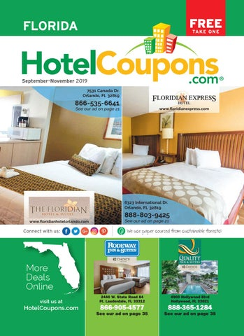 Save with Hotel coupons miami, coupon codes and promo codes for great discounts