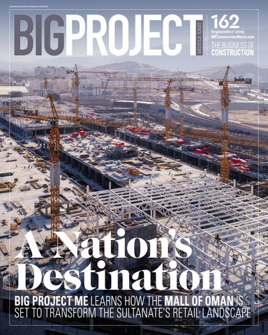Middle East Construction News