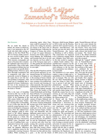 Page 33 of Ludwik Leijzer Zamenhof's Utopia