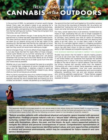 Page 42 of CANNABIS IN THE OUTDOORS