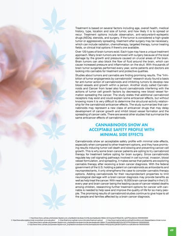 Page 49 of BRAIN CANCER   Is cannabis the answer?