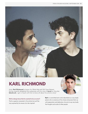 Page 31 of Karl Richmond