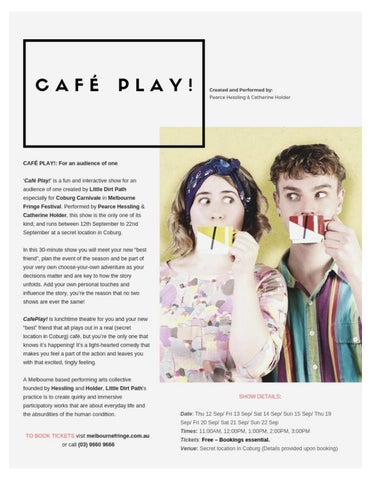 Page 47 of CAFÉ PLAY!