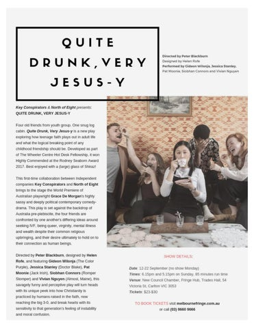 Page 55 of Cover Story: Quite Drunk, Very Jesus-y