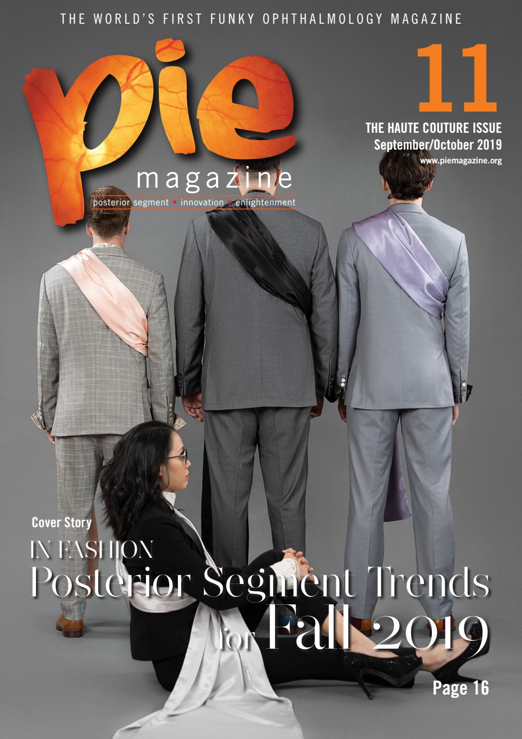 Pie Magazine Issue 11 The Ebook Version The Haute Couture
