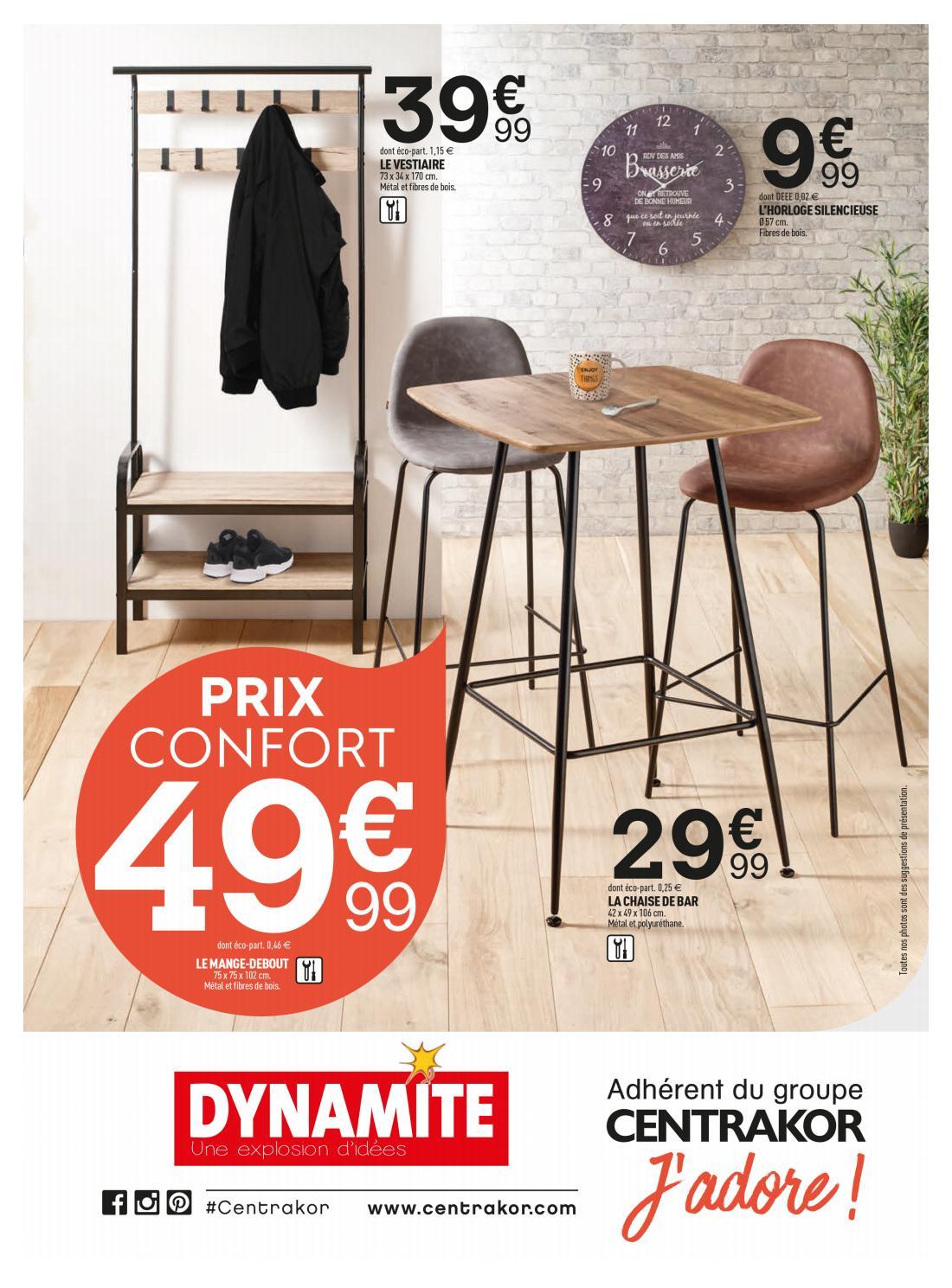 Prospectus Rentrée Septembre 2019 Dynamite Centrakor By