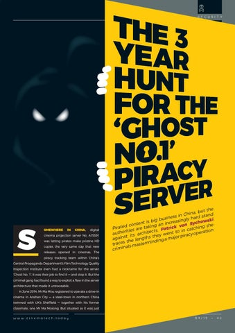 Page 43 of The 3 Year Hunt for the 'Ghost No1' Piracy Server
