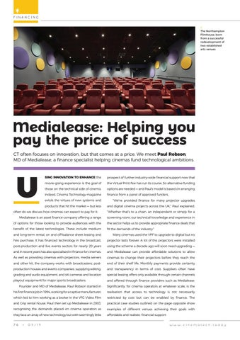 Page 76 of Medialease: Helping you pay the price of success