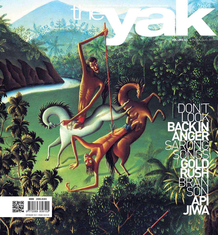 The Yak 63 By The Yak Magazine Issuu