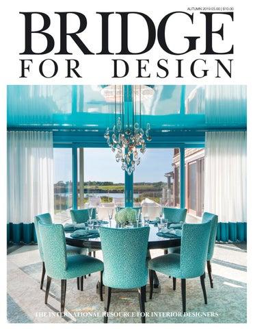 Pleasing Bridge For Design Autumn 2019 By Bridge For Design Issuu Onthecornerstone Fun Painted Chair Ideas Images Onthecornerstoneorg