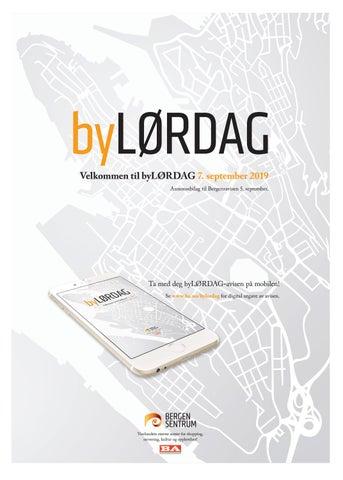 byLØRDAG 7. september 2019 by Bergensavisen issuu