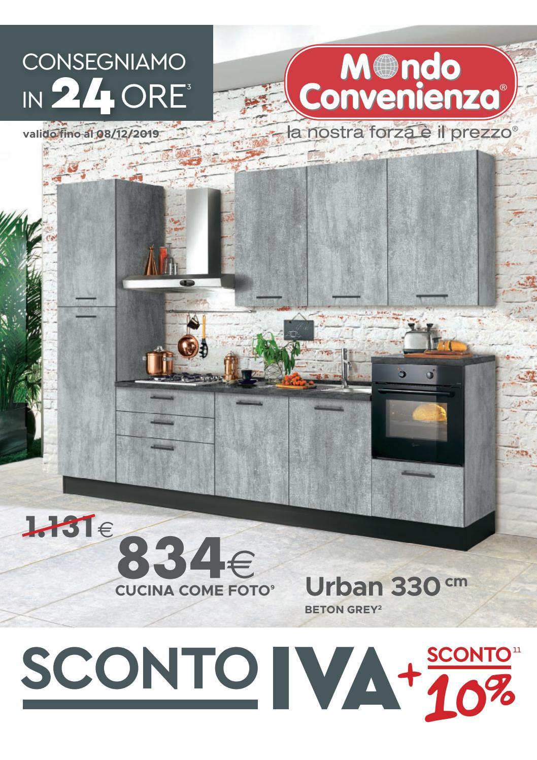 Cucine Mondo Convenienza Senza Elettrodomestici mondoconv_8dic by best of volantinoweb - issuu