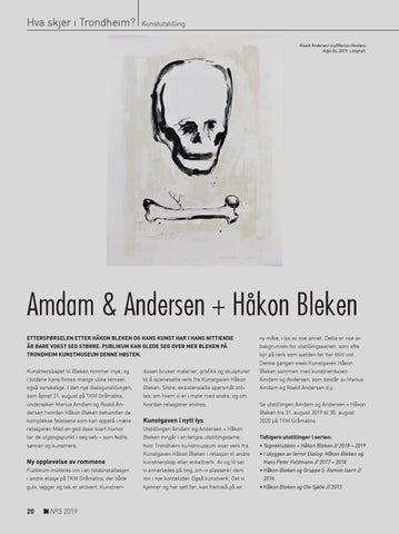 Page 20 of Amdam & Andersen + Håkon Bleken