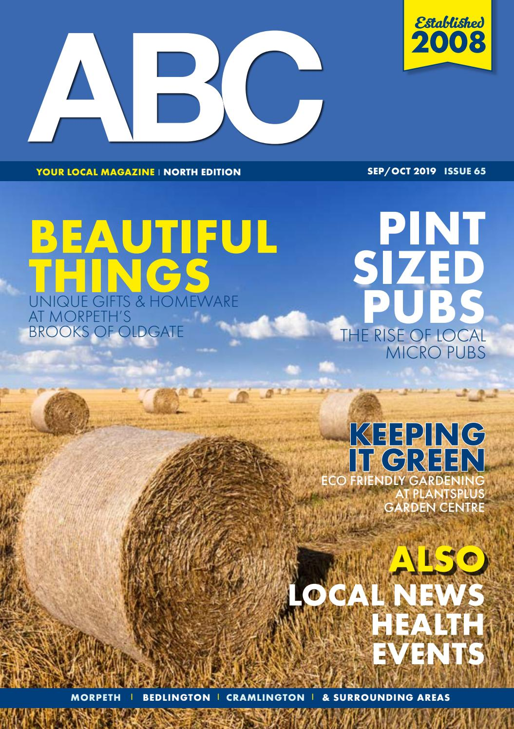 Abc Magazine North Edition Septoct 2019 By Abc