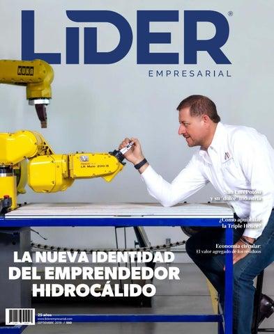 Líder Empresarial No. 296