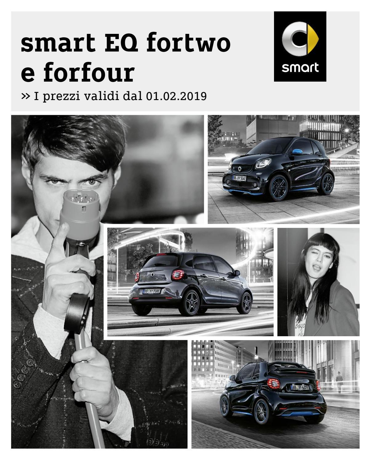 Originale Smart Fortwo /& Forfour 453 Strumentazione Strumenti Aggiuntivi