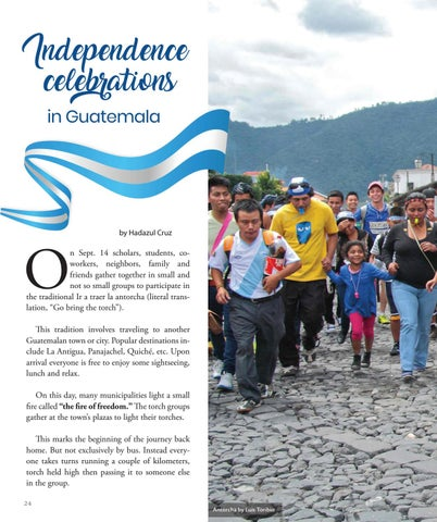 Page 24 of Independence Celebrations in Guatemala