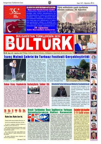 Bulturk Gazetesi 147 Sayisi By Bulturk Gazetesi Issuu