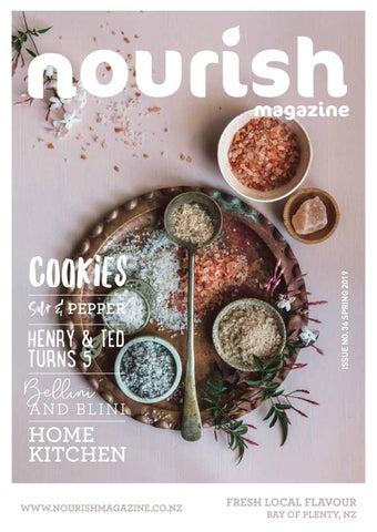 Nourish Magazine Bop Spring 2019 By Nourish Magazine Issuu