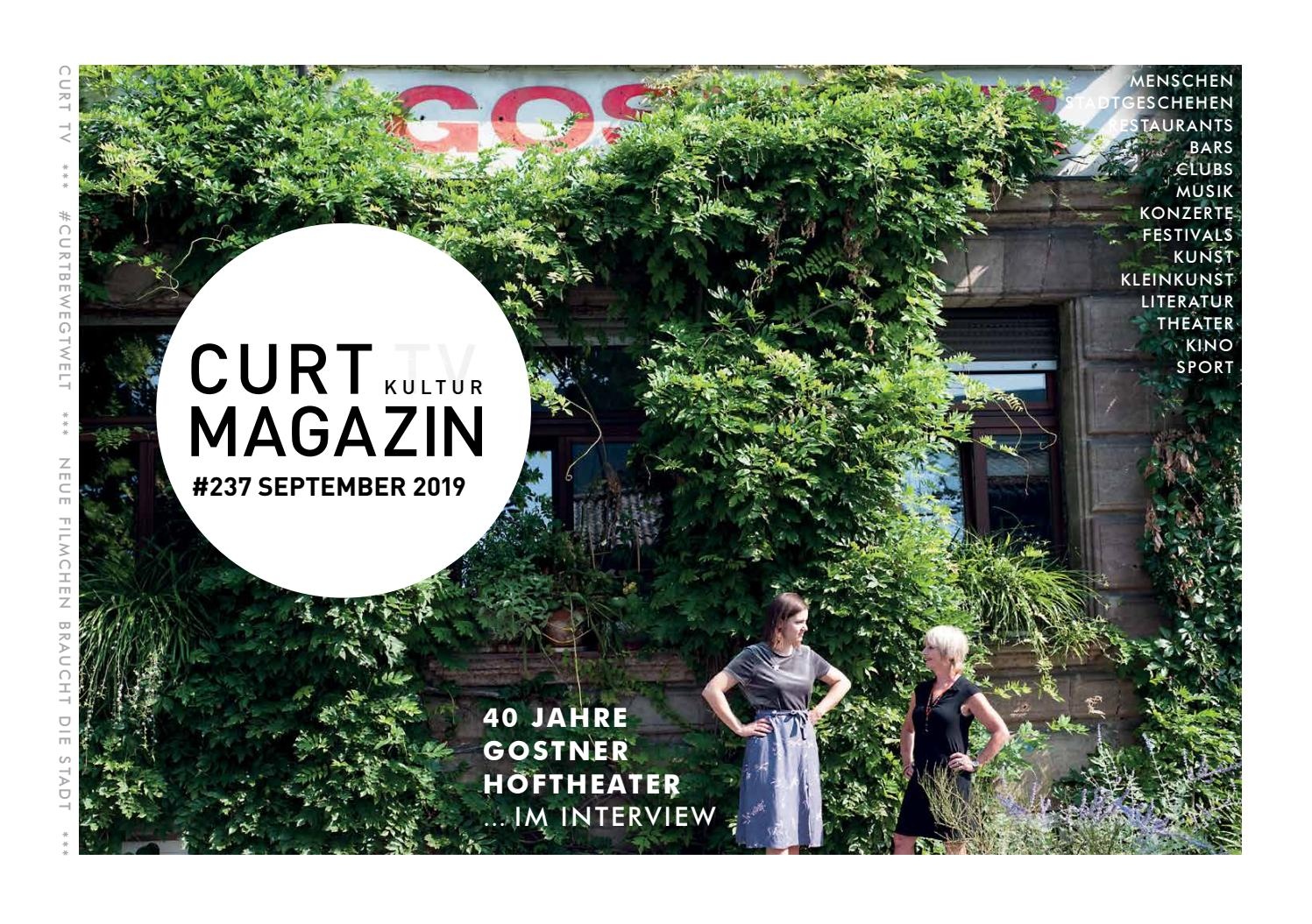 Curt N F E 237 September 2019 By Curt Magazin Issuu