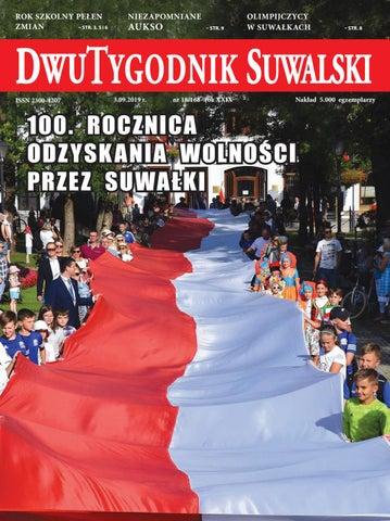 Wydanie Z Dnia 3092019 R By Dwutygodnik Suwalski Issuu