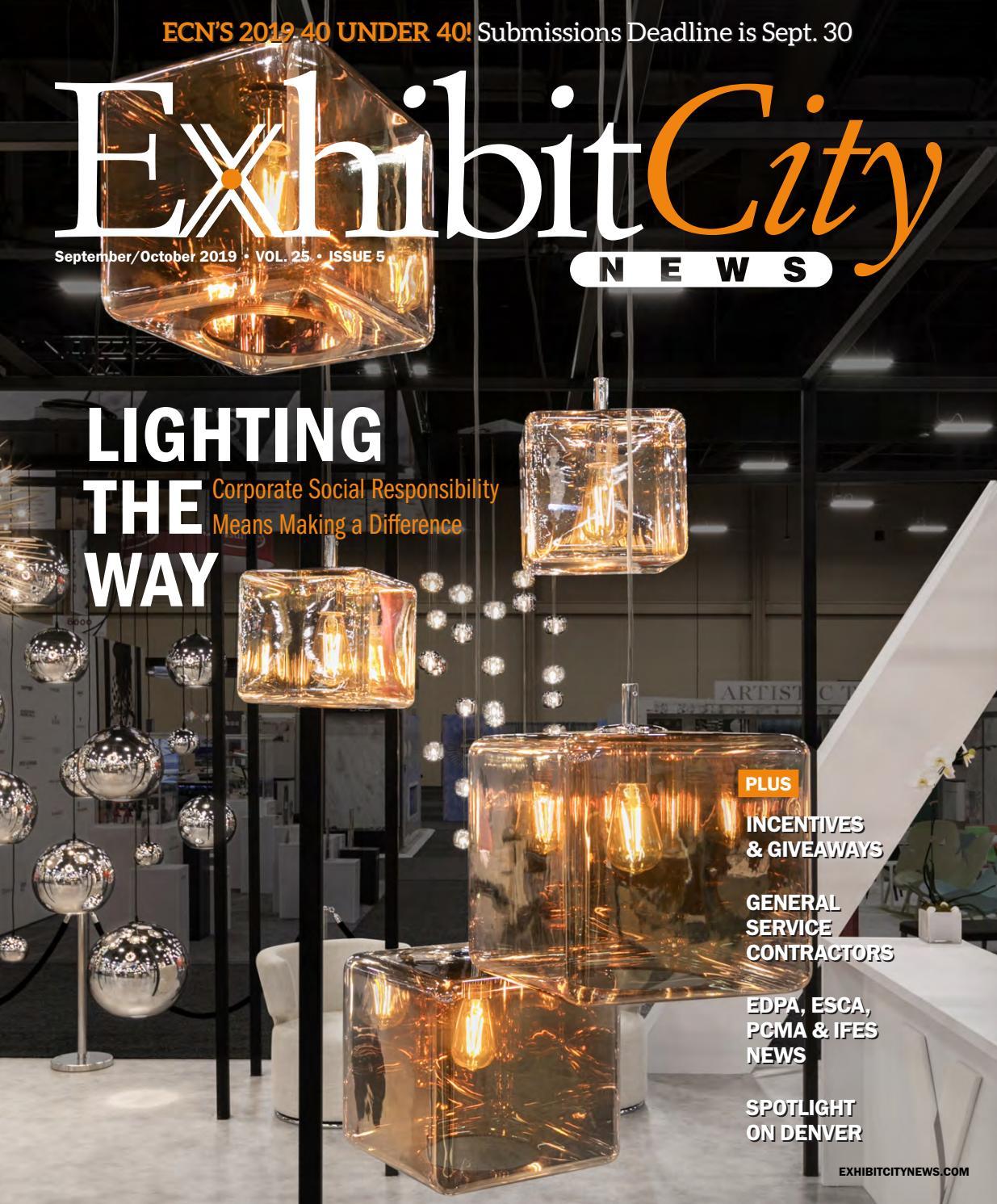 Exhibit City News - September/October 2019 by Exhibit City