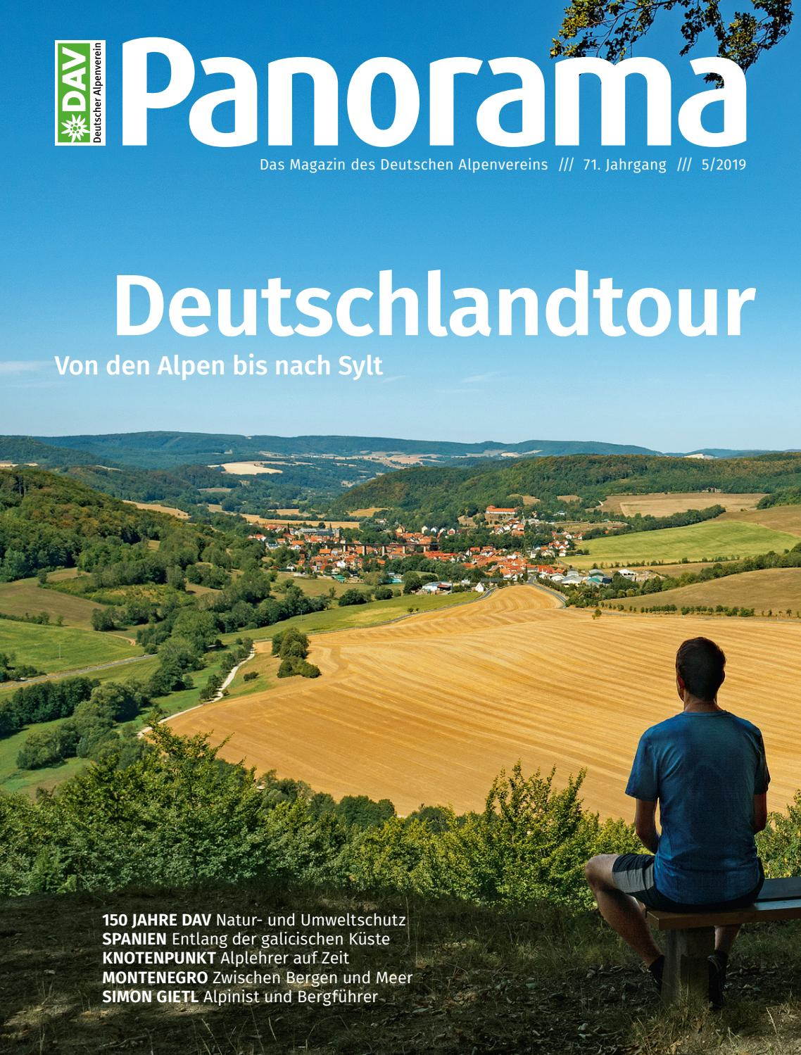 DAV Panorama 52019 by Deutscher Alpenverein e.V. issuu