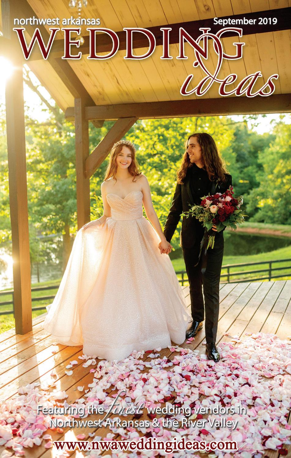 NW Arkansas Wedding Ideas - September
