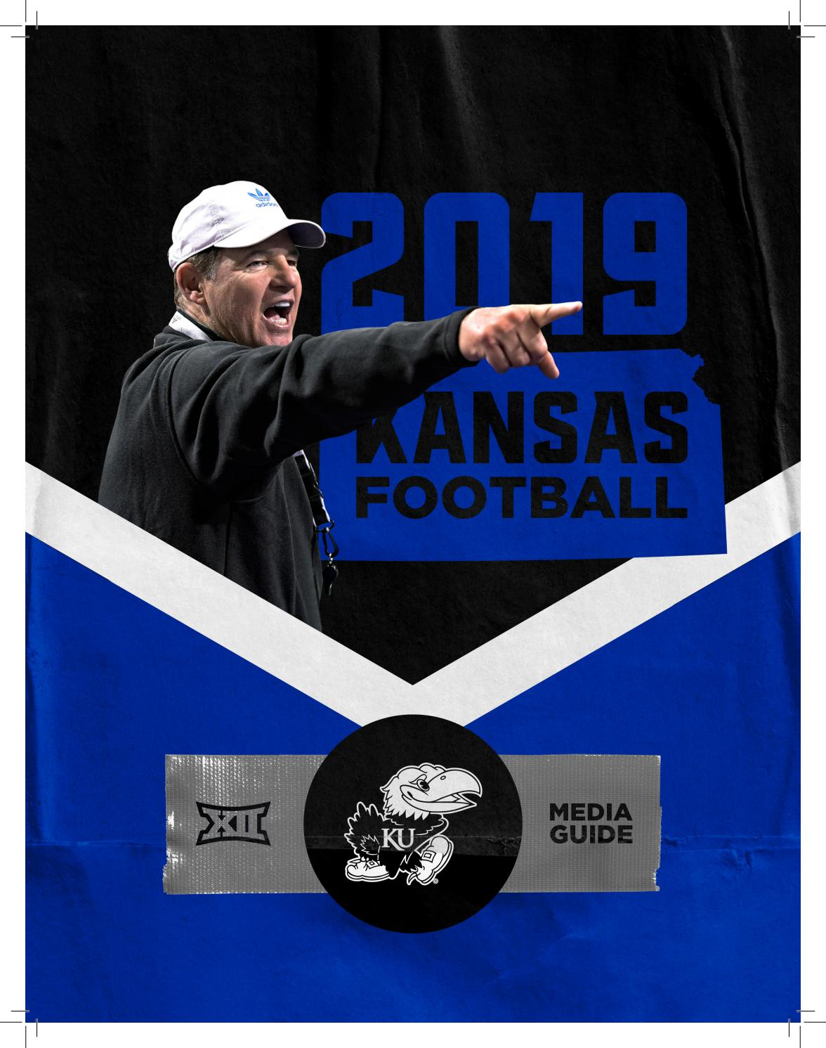 2019 Kansas Football Media Guide by Kansas Athletics - issuu