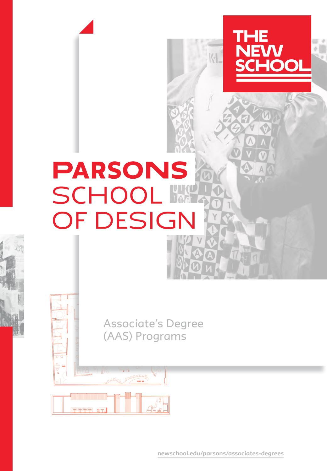 2019 Parsons Aas Viewbook By The New School Issuu