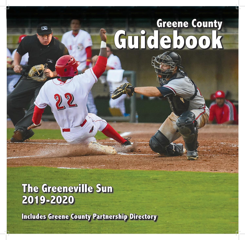 Holston Halloween Flash Mob 2020 Guidebook 2019 2020 by The Greeneville Sun   issuu