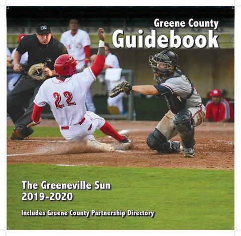 Harry Greeneville Tn Halloween 2020 Guidebook 2019 2020 by The Greeneville Sun   issuu