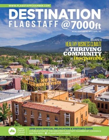 Flagstaff AZ Digital Magazine - Town Square Publications