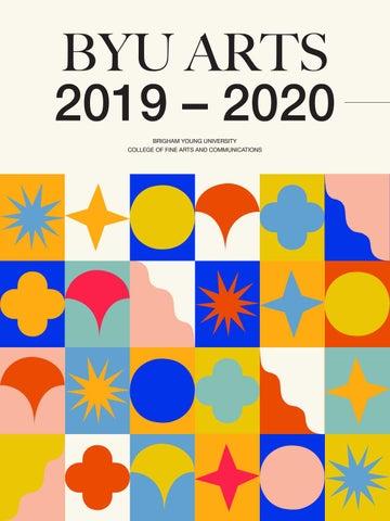 Byu Summer Term 2020.Byu Arts Season Brochure 2019 2020 By Byu Arts Issuu