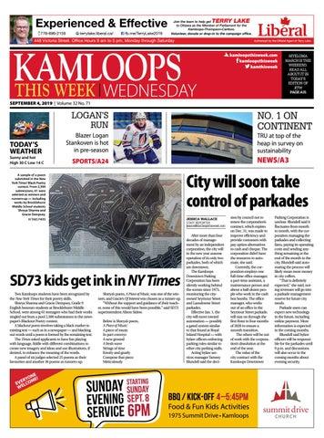 Kamloops This Week Sept 4, 2019 by KamloopsThisWeek - issuu
