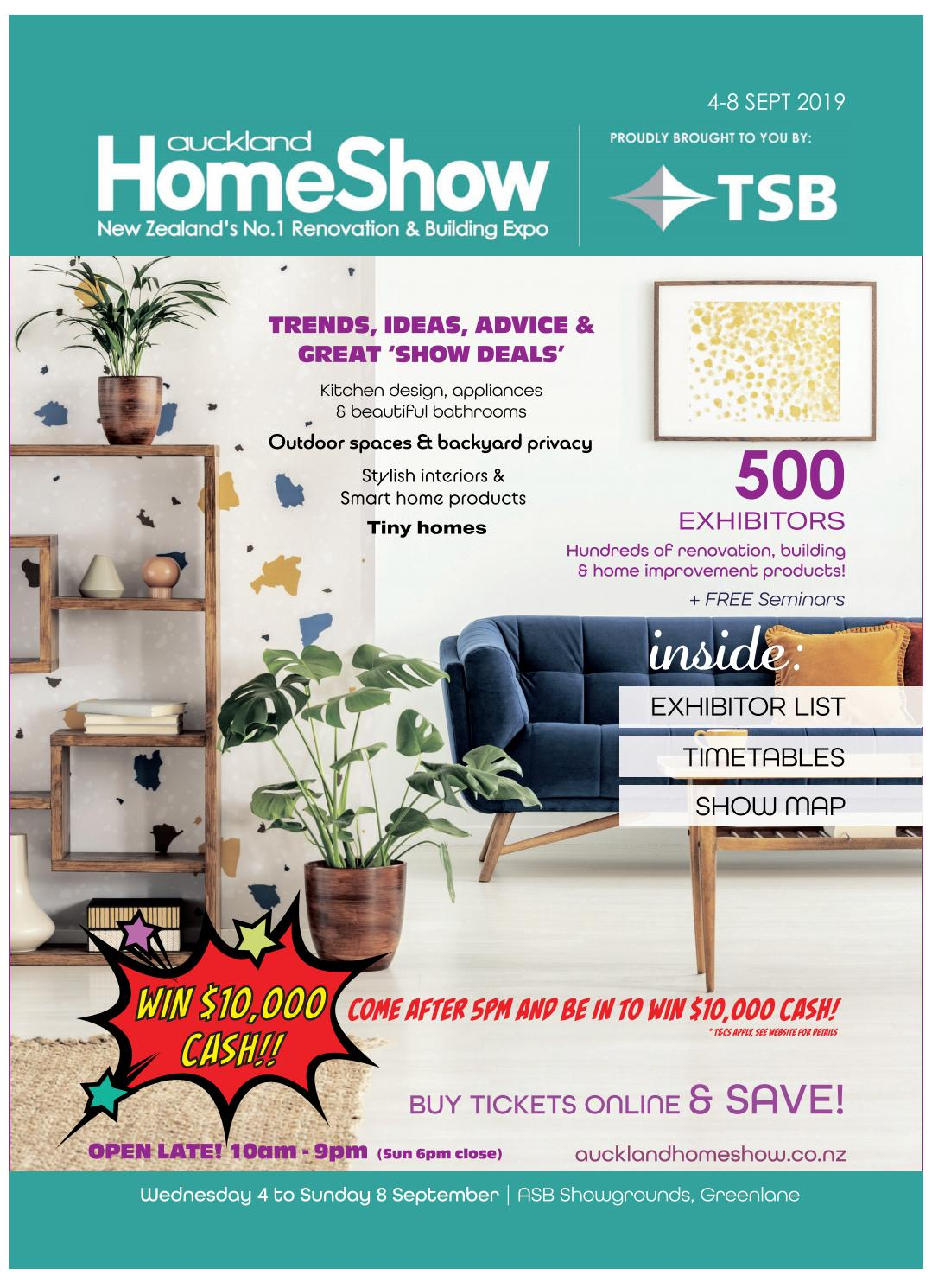 NZH Auckland Home Show - September 2019 by NZME  - issuu