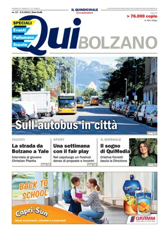 Precede Sun Nei Calendario Inglesi.Quibolzano Nr17 2019 By Suedtirolonline Issuu