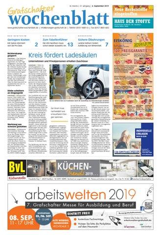 Grafschafter_Wochenblatt_2019 09 04 by Grafschafter