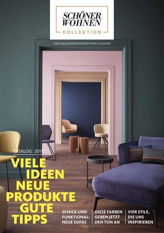 Schoner Wohnen Katalog 2019 20 By Perspektive Werbeagentur Issuu